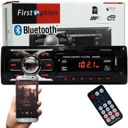 Rádio Auto Bluetooth