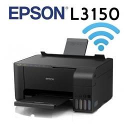 Impressora Tanque de tinta e wifi Epson
