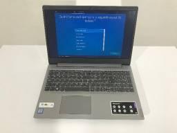 Notebook Lenovo Ideapad S145 Core i3-8130U 4GB 1TB Tela 15.6?