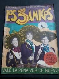 Revista em quadrinhos Los 3 Amigos