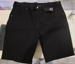 Bermuda Jeans *Ponta de estoque