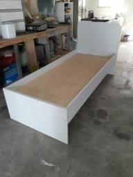 Cama nova para colchão 190x80