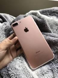 iphone 7 plus 128gb rose swap :) faça a sua primeira compra com agente