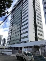 VM-M Lindo apto Edifício Sítio dos Jardins em Campo Grande - 2 Quartos - Andar Alto