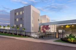 Apartamento em Centro, Ribeirão das Neves/MG de 43m² 2 quartos à venda por R$ 128.000,00