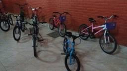 Bicicletas seminovas   16  20  24  26