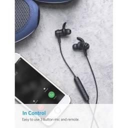 Fone Bluetooth Anker SoundBuds Flow