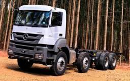 Mercedes-Benz Axor 3344 - 2017