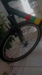 Título do anúncio: Bike aro 26 arrumada