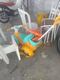 Título do anúncio: Vendo triciclo por apenas 160,00