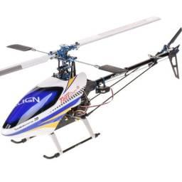 Helicóptero T rex 450 Sport super combo