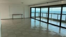 JM - Apartamento para locação na Avenida Boa Viagem - 275m²