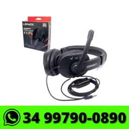 Fone de Ouvido Gamer Headset P3
