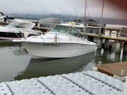 Barco lancha sedna 33 pés