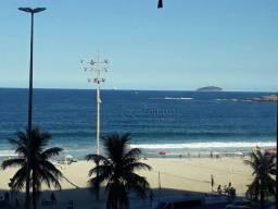 Atlantica Posto 5, vista panoramica 200m2 reformado salão duplo 3 quartos suite dependenci