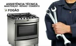 Título do anúncio: Conserto e manutenção de fogão (todas as marcas)