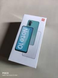 Título do anúncio: Redmi Note 10 128/4Gb Branco - Lacrado