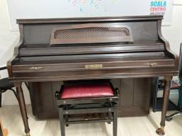 Piano Fritz Dobbert Vertical impecável