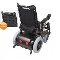 Cadeira de Rodas Motorizada B400 Zero Na caixa