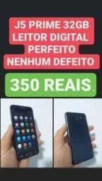 Samsung J5 Prime 32gb, Leitor Digital (Perfeito) Cidade Sete Lagoas