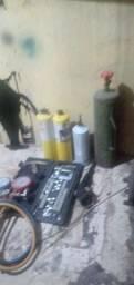 Kit refrigeração completo