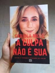 Livro Fabíola Melo - A Culpa Não é Sua