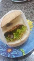 Clone de hambúrguer