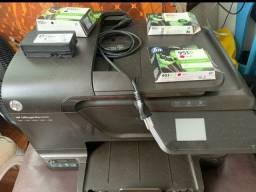 Impressora hp8600 retirada de peças