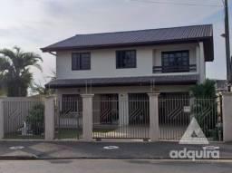Casa sobrado com 4 quartos - Bairro Colônia Dona Luíza em Ponta Grossa