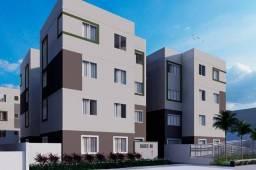 Apartamento em São Pedro, Ribeirão das Neves/MG de 40m² 2 quartos à venda por R$ 126.900,0