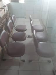 Título do anúncio: Cadeiras de recepção