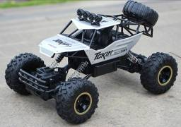 Carrinho de Controle Remoto, Monster Truck (Tração nas 4 Rodas), Off-road, Novo