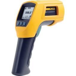 Termômetro Digital Infravermelho E Contato 568 - Fluke