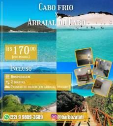 Temporada (Cabo Frio x Arraial do Cabo)