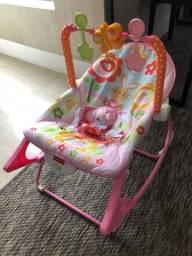 Cadeira para bebês fisher price