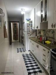 Apartamento para Venda em Teresópolis, 3 dormitórios, 1 suíte, 2 banheiros, 1 vaga