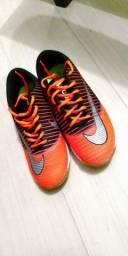 Chuteira Nike Mercurial X 39