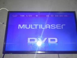 DVD Multilaser
