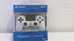 Título do anúncio: Controle Playstation 4 Sony Cor Branco