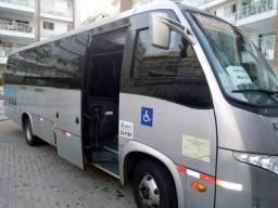 Vendo Micro ônibus W8 executivo - 2014