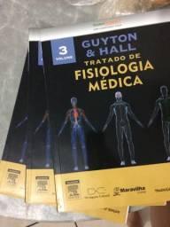 Livros de Fisiologia