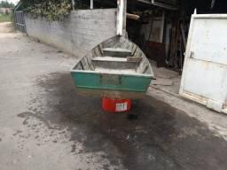 Barco de alumínio LevFort - 2000
