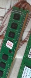 Vendo memória ram 2gb Ddr3