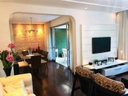 4/4 com suite e varanda dependência decorado oportunidade nascente
