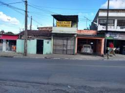 Alugo casa + ponto comercial na Av Leandro Barreto