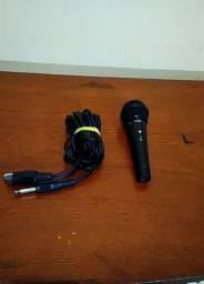 Microfone C/Fio Tsi Pro 601SW