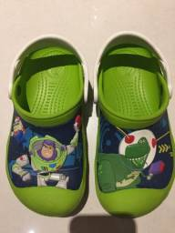 Crocs toy store buzz