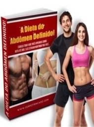 A dieta do abdômen definido - oficial por 57,00
