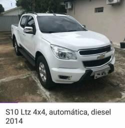 S10 ltz 13/14 diesel 4x4 - 2014