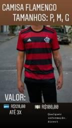 Camisa Flamengo 18/19